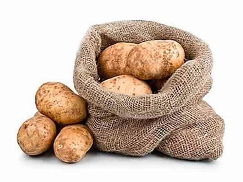 перебрать картошку