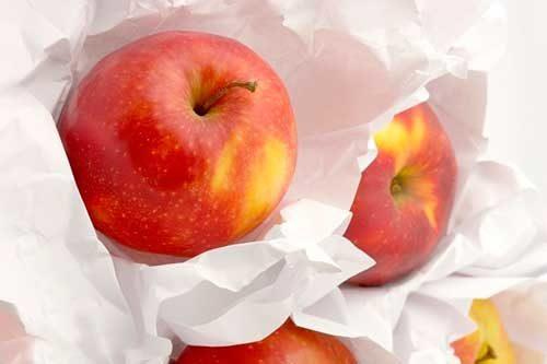 как правильно хранить яблоки