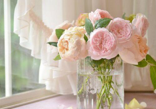 хранение букета роз правильно