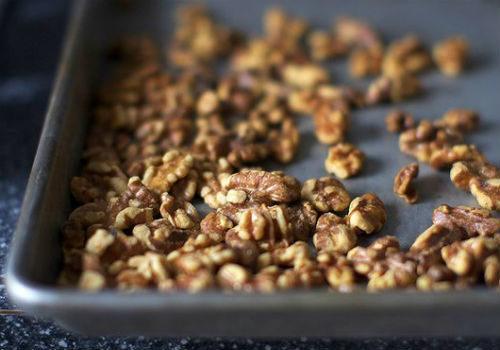 сушка орехов без скорлупы