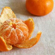 настойка на мандариновых корках