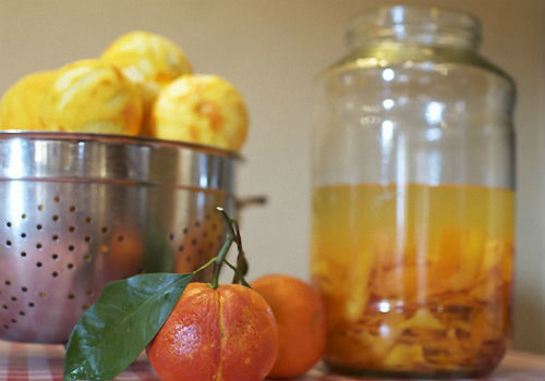 мандариновый ликер