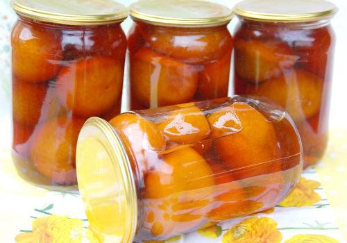варенье с мандаринами