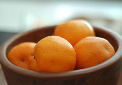 вкусные мандаринки